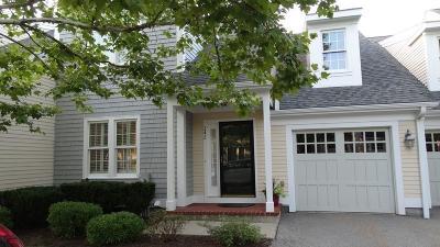 Norton MA Condo/Townhouse For Sale: $389,900