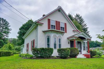 Hudson Single Family Home Price Changed: 68 Brigham St.