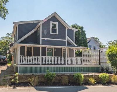 Gloucester Single Family Home For Sale: 58 Eastern Point Road