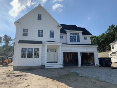 Millis Single Family Home For Sale: 62 Dover Road