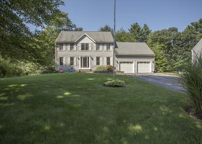 Norton MA Single Family Home For Sale: $474,900