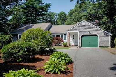 Falmouth Single Family Home Under Agreement: 60 Grasmere Dr