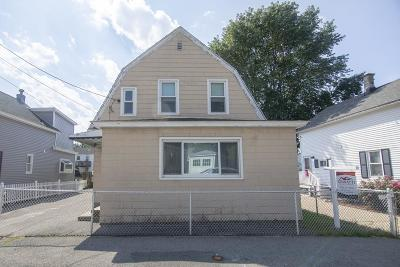Lowell Single Family Home Under Agreement: 40 Carolyn St
