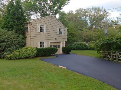 Framingham Single Family Home Under Agreement: 36 Oakcrest Dr