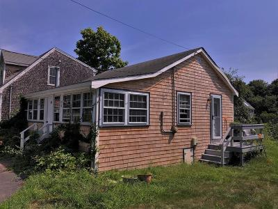 Marshfield Single Family Home Under Agreement: 83 Towne Way