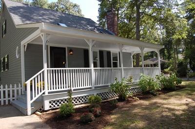 Wareham Single Family Home Under Agreement: 119 Highland Shores Dr.