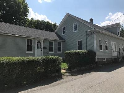 Framingham Condo/Townhouse For Sale: 31 Chestnut St #31