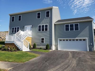 Peabody Single Family Home Contingent: 14 Vieira Drive