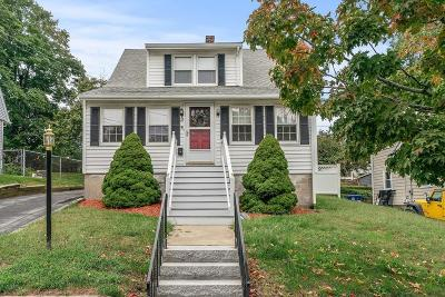 Braintree Single Family Home Price Changed: 22 Edge Hill Rd