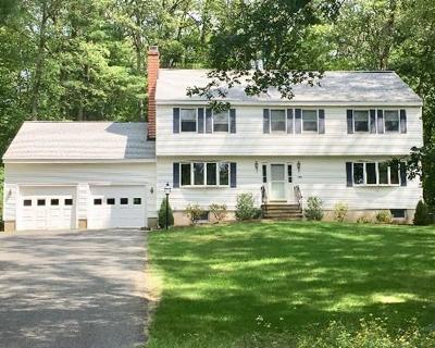 Framingham Single Family Home Price Changed: 645 Grove St