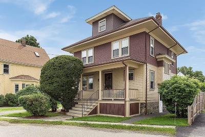 Medford Single Family Home For Sale: 7 Rockwood Terrace