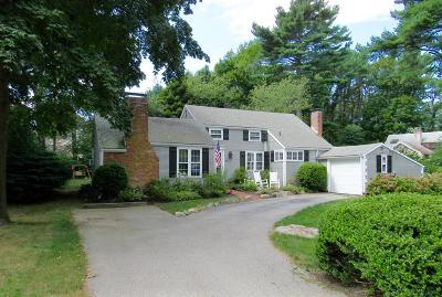 Scituate Single Family Home Under Agreement: 15 Lawson Rd