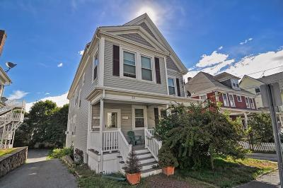 Gloucester Condo/Townhouse Under Agreement: 25 Elm Street #1