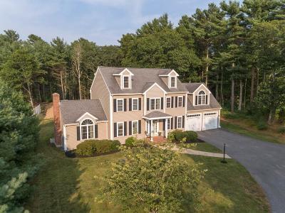 Middleboro Single Family Home For Sale: 31 Cottonwood Cir