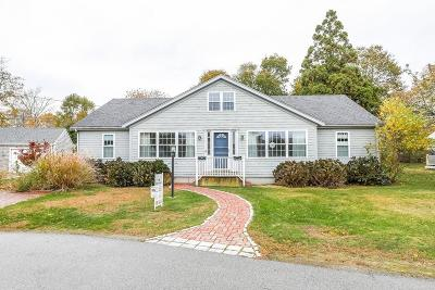 MA-Barnstable County Single Family Home For Sale: 53 Meadow Lane