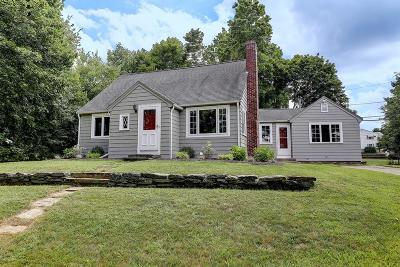 RI-Providence County Single Family Home For Sale: 59 Angell Rd