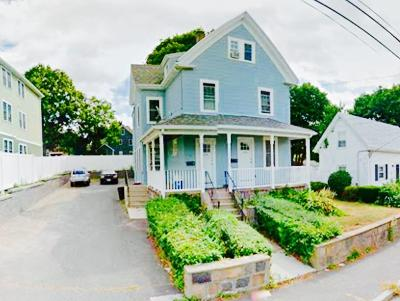 Quincy Multi Family Home For Sale: 143 Sumner St
