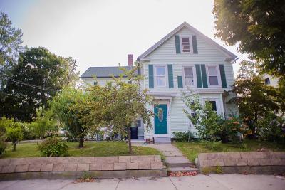 Marlborough Multi Family Home Under Agreement: 150 Mechanic St