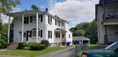 Taunton Multi Family Home For Sale: 5 Bliss St