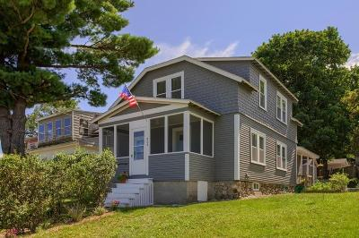 Lowell Single Family Home Back On Market: 424 Princeton Blvd