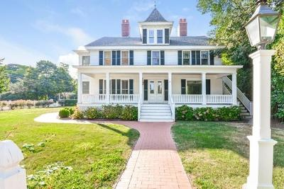 Falmouth Single Family Home For Sale: 40 Main Street #2
