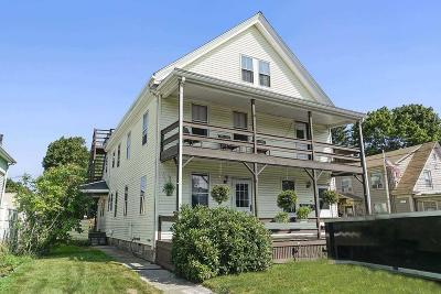 Abington Multi Family Home Under Agreement: 20-22 Wales St