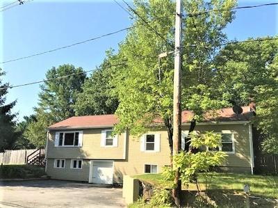 Middleboro Single Family Home Under Agreement: 286 Wareham St