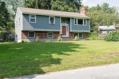 Maynard Single Family Home Under Agreement: 9 Old Marlboro Rd