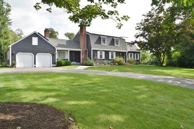 Wilbraham Single Family Home For Sale: 29 Brookside Circle