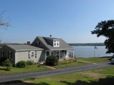 Westport Single Family Home For Sale: 166 River Road