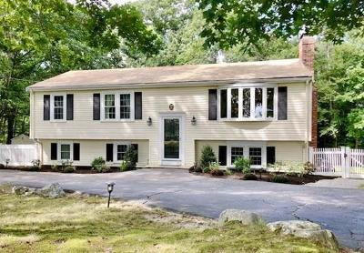 Norwell MA Single Family Home For Sale: $549,900