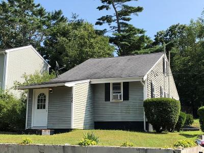 Plymouth Single Family Home Under Agreement: 100 Buzzards Bay Dr