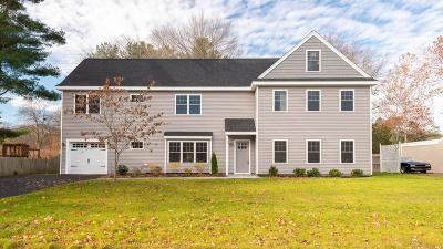 Natick Single Family Home Under Agreement: 176 Boden Lane