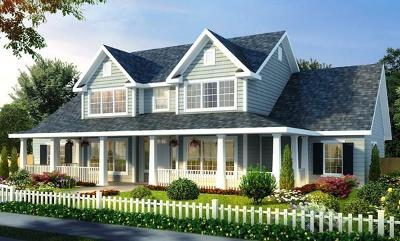 Duxbury Single Family Home For Sale: Cushing Dr #Lot 5