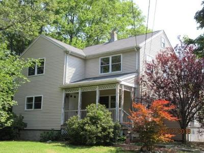 Stoughton Single Family Home Under Agreement: 22 Oakwood Ave