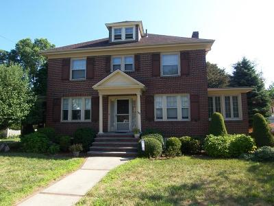 Braintree Single Family Home Contingent: 135 Hawthorn Road