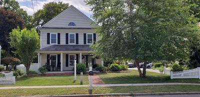 West Brookfield Single Family Home Under Agreement: 55 E Main St