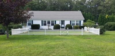 Hardwick Single Family Home Under Agreement: 294 Patrill Hollow Rd