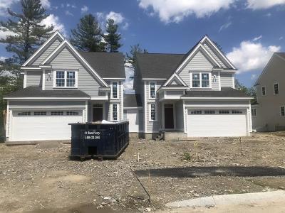 Shrewsbury Single Family Home Extended: 6 Point Road #2