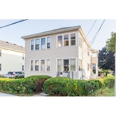 Watertown Multi Family Home Under Agreement: 14 - 16 Gertrude Street