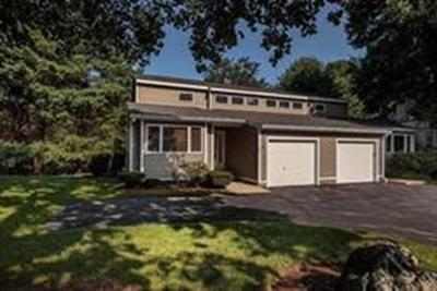 Winchester Single Family Home Under Agreement: 44 Edward Drive