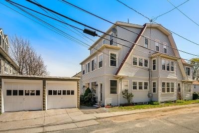 Watertown Multi Family Home For Sale: 17-19 Avon Road