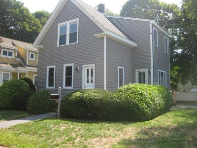Rockland Single Family Home Under Agreement: 72 William St