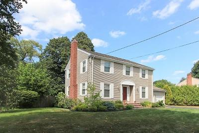Beverly Single Family Home Under Agreement: 6 Jenness Street