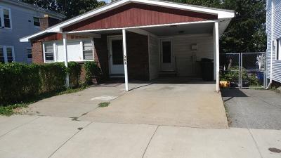 Revere Single Family Home Under Agreement: 584 Beach St