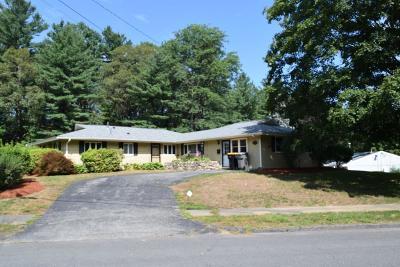 Framingham Single Family Home For Sale: 188 Baldwin Ave