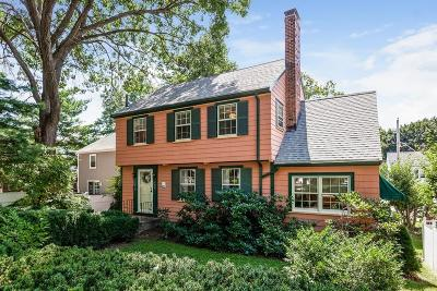 Single Family Home Contingent: 400 Vfw Parkway