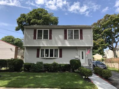 Single Family Home Under Agreement: 116 Pierce Street