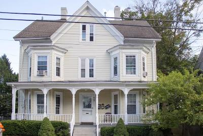 Marlborough Multi Family Home Under Agreement: 72 Rice St
