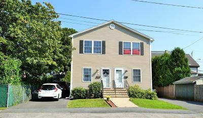Beverly Condo/Townhouse Under Agreement: 11 Gage Street #11